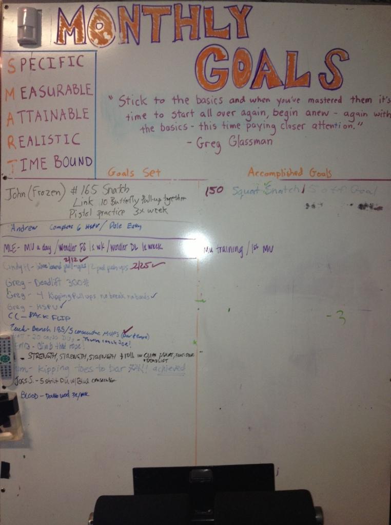 goals Feb