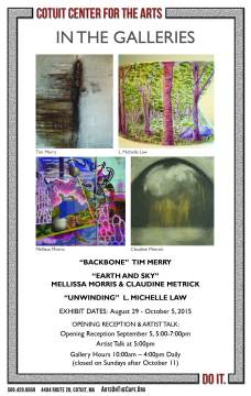 Aug-Oct 2015 Gallery Exhibit Digital Flyer