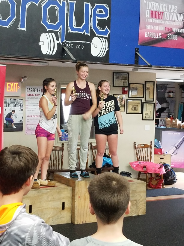 hailey-1st-place